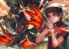 Pokemon omega ruby and alpha sapphire Ghost Pokemon, Mega Pokemon, Pokemon Memes, Pokemon Fan Art, Cute Pokemon, Fanart Pokemon, Pokemon Rosa, Shiny Mega Gardevoir, Pokemon Omega Ruby