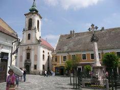Szentendre, Fö ter (Main square)