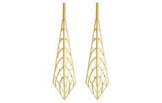 Minimal Accessories // Brinco Grand Palais earrings by Antonio Bernardo