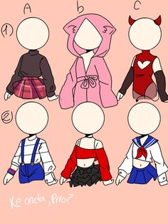 Fashion Design Sketches 709176272560556773 - Anime Sketch Chibi Comment dessiner – Source by Drawing Anime Clothes, Drawings Of Clothes, Manga Clothes, Anime Poses Reference, Hand Reference, Design Reference, Reference Drawing, Cartoon Art Styles, Drawing Base