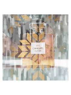 Hint of Chanel (Canvas) by Marmont Hill at Gilt www.marmonthill.com
