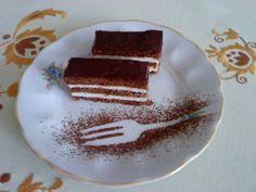 Gyerek szelet Tiramisu, Ethnic Recipes, Food, Essen, Meals, Tiramisu Cake, Yemek, Eten
