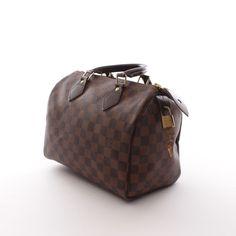 1de7837617 Luxuriöse Handtasche von Louis Vuitton in Braun - edel und feminin