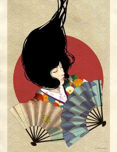 japanese illustration - Google zoeken