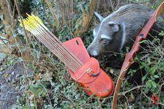 "Field quiver ""Bear"""