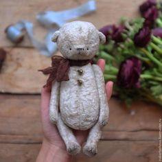 Мишки Тедди ручной работы. Ярмарка Мастеров - ручная работа. Купить Мишка. Handmade. Teddy, тедди медведи, тонировка маслом