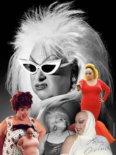 "Divine (born Harris Glenn Milstead, Oct. 19, 1945 – March 7, 1988) was an American actor, singer & drag queen. Associated with independent filmmaker John Waters, he was a character actor, usually performing female roles in cinematic and theatrical appearances, and adopted a female drag persona for his music career. People magazine described him as the ""Drag Queen of the Century"". Sadly, Divine died just three weeks after the release of the film Hairspray, his most commercial mainstream endea..."