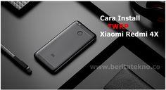 Cara Mudah Install TWRP Xiaomi Redmi 4x (Hanya dengan Klik-Klik Saja)