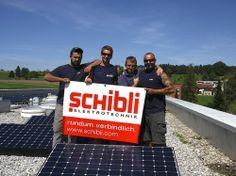 Hans K. Schibli AG, Winterthur, Elektrotechnik, Informatik, Kommunikation