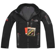 Cheap Men North Face Pro Shell Jacket Black uk       www.outdoorgeargals.com