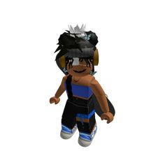 Roblox Shirt, Roblox Roblox, Play Roblox, Black Art Pictures, Cute Profile Pictures, Black Avatar, Cool Avatars, Free Avatars, Black Hair Roblox