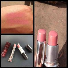 .@hugkissmakeup | DUPE OF THE DAY: been lusting over Mac's famous Angel lipstick?! Maybelline Lust for Blush