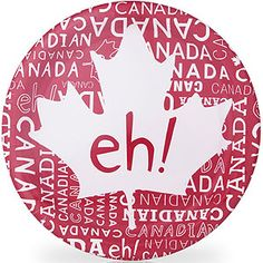 Canada Day paper plate Dominion Day, Canada Day Crafts, British North America, Canada Maple Leaf, Canada Holiday, I Am Canadian, Canada Eh, Remembrance Day, True North