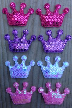 Hey, I found this really awesome Etsy listing at https://www.etsy.com/listing/227703574/crown-appliques-for-making-your-own-hair