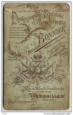 BONNIER, BELLER successeur - Versailles