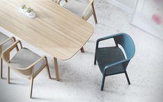EAJY, fabricant allemand de meubles et d'objets pour la maison a annoncé le lancement de son premier produit, la chaise Beams, lauréate du German Design Award et de l'European Product Design Award.  La chaise arbore un design élégant et ergonomique, idéale pour le bureau comme pour les autres pièces d'intérieur. Sophistiquée et fonctionnelle, la chaise Beams est réalisée en bois léger et durable. Ses principes de conception sont inspirés des éléments structurels du célèbre...