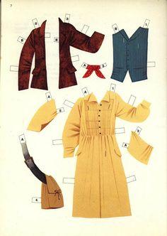 Victorian costume dolls - Bobe Green - Picasa Web Albums