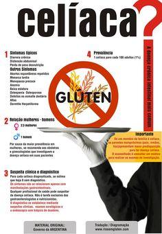Informações importantes sobre a Doença Celíaca.  Fique por dentro de mais dicas de saúde e alimentação saudável no nosso Instagram.   Acesse: https://www.instagram.com/emporioecco/