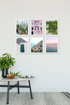 Vibrant and colorful travel photography from Positano, Italy. The perfect keepsake to forever remember your special Amalfi Coast trip. Prints from travel photographer Christie Sultemeier (@ckanani) #photography #travelphotography