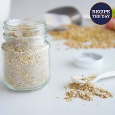"#RecipeoftheDay: French onion soup mix by auzzi - ""Brilliant flavour. This was a nice surprise. I wasn't to sure if it would work, but it tastes better than the packet mix!"" - Wen56"