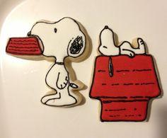 Snoopy cookies