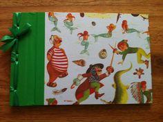 Libro de firmas. Peter Pan
