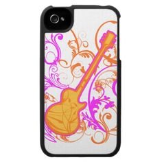 KRW Girls Guitar Grunge iPhone Case