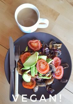 https://flic.kr/p/NKxMjo | My vegan big breakfast