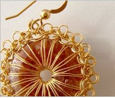 Wire Crochet Jewelry Artist Miriam Chor Freitas