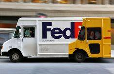 Fedex - Always first | Awesome Guerilla marketing @.@ woowhoww
