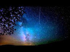 Milky Way Galaxy night sky Woodland Park Nikon D800 Time Lapse - YouTube