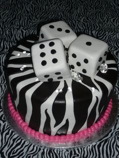 Bunco-not this year, but I should be able to do this for my next bunco party!