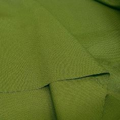 mittelschwerer Baumwoll-Canvas in oliv  grün