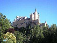 Alcazar Segovia (Spain)