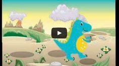 Los dinosaurios.Canción infantil   Mi Sala Amarilla
