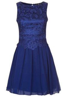 Cocktailkleid / festliches Kleid - cobalt