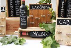 oh!myWedding: Una boda vinícola personalizada