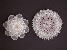 Mariko Kusumoto | Artist | fabric flowers