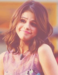 defiantly my favourite girl out there. Selena will forever be my fav. <3