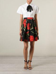 Dolce & Gabbana Short Sleeved Shirt - Biedermann En Vogue - Farfetch.com