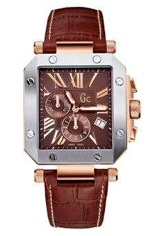 Gc-2 Chronograph Wristwatch Pretty In Rose Gold