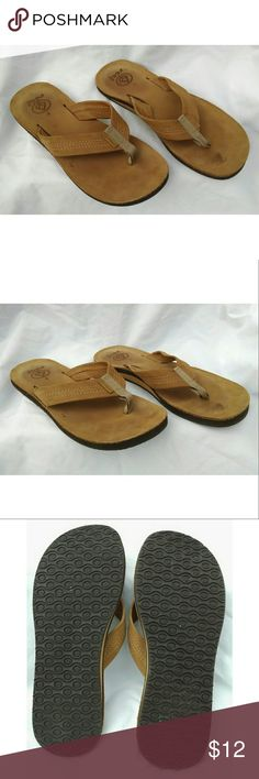 Reef sandals / flip flops in great condition! Only worn a few times.  Great condition!  Bundle and save! Reef Shoes Sandals
