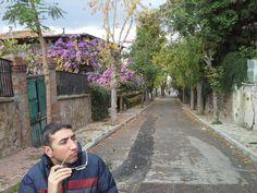 Yokuş aşağı #sokak Büyükada...