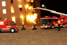 Fire! #lego