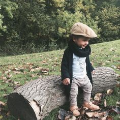 Junior Baby Hatter. Benjamin corduroy cap. Fall 2015. #jrbabyhatter