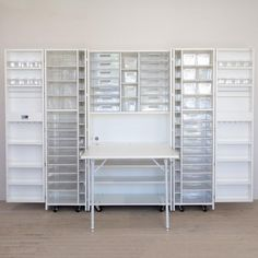 My Dreambox – craft room storage - Hybrid Elektronike Craft Room Storage, Craft Organization, Storage Spaces, Ikea Storage, Craft Rooms, Storage Cabinets, Craft Storage Ideas For Small Spaces, Ikea Craft Room, Small Space Organization