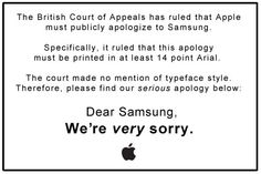 We're Totes Sorry, Samsung