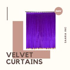 Home Theater Curtains, Stage Curtains, Home Theater Decor, Types Of Curtains, Pleated Curtains, Velvet Curtains, Make It Yourself, Color, Style