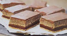 Receptek, és hasznos cikkek oldala: Csábító ostyás szelet Tiramisu, Cheesecake, Sweets, Cookies, Ethnic Recipes, Food, Mascarpone, Kitchens, Recipes