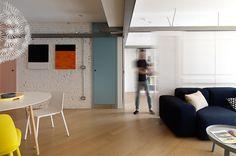 台北 30 坪單身女子的北歐風老公寓 - DECOmyplace Loft, Furniture, Home Decor, Lofts, Interior Design, Home Interior Design, Arredamento, Attic Rooms, Home Decoration